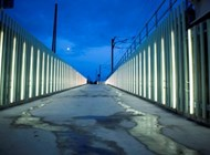 Fiberglass Composite Panels for Tunnel Walls
